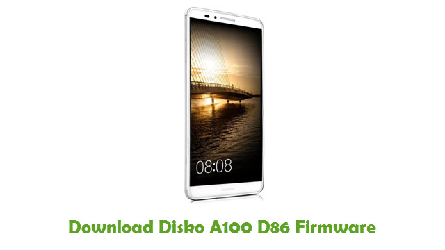 Download Disko A100 D86 Stock ROM