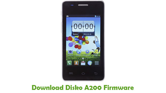 Download Disko A200 Stock ROM