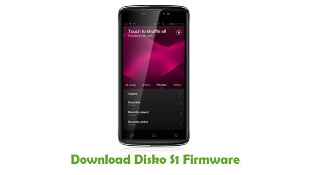 Disko S1 Stock ROM