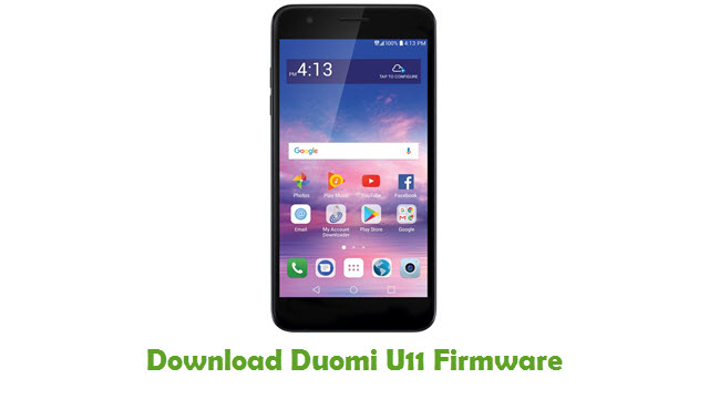 Download Download Duomi U11 Stock ROM