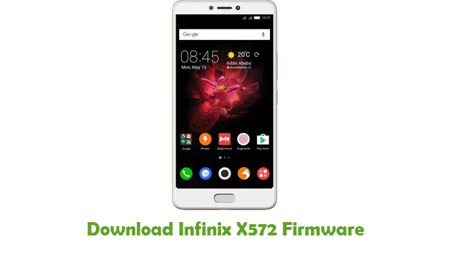 Download Download Infinix X572 Stock ROM