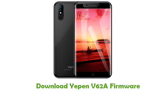 Download Download Yepen V62A Firmware