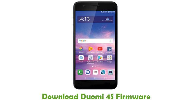 Duomi 4S Stock ROM