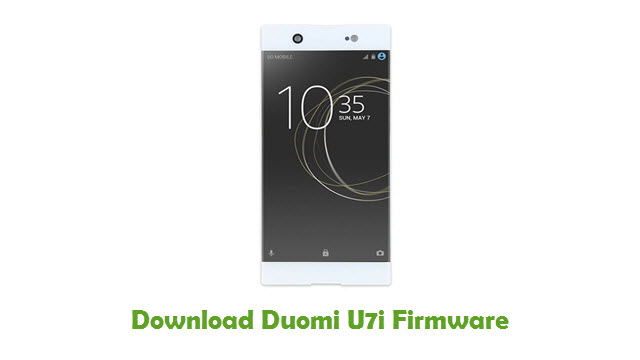 Download Duomi U7i Stock ROM