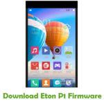Eton P1 Firmware