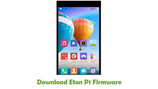Eton P1 Stock ROM