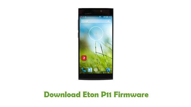 Download Eton P11 Stock ROM