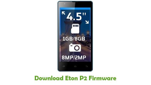 Eton P2 Stock ROM