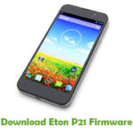 Eton P21 Firmware