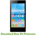 Eton P3 Firmware
