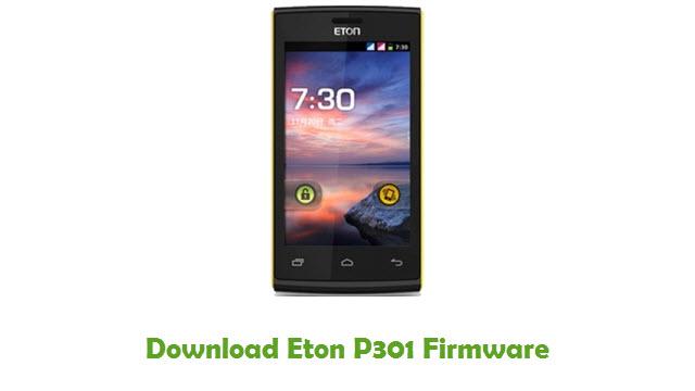 Download Eton P301 Stock ROM