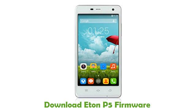 Eton P5 Stock ROM