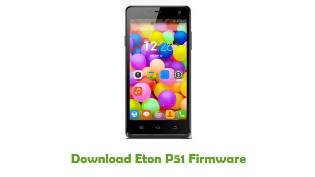 Eton P51 Stock ROM