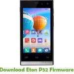 Eton P52 Firmware