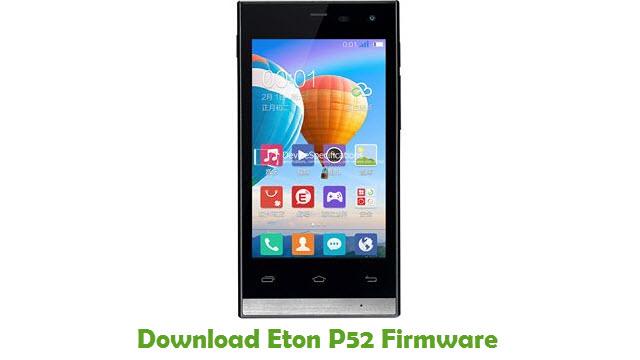 Eton P52 Stock ROM