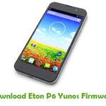 Eton P6 Yunos Firmware