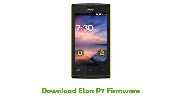 Download Eton P7 Firmware