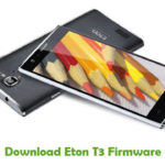 Eton T3 Firmware
