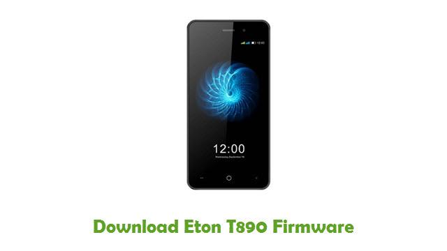 Download Eton T890 Stock ROM