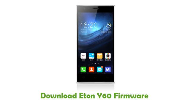 Download Eton Y60 Stock ROM