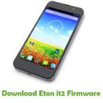 Eton i12 Firmware