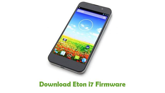 Eton i7 Stock ROM