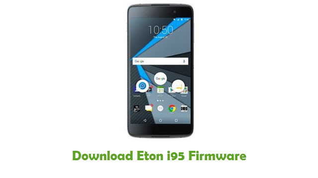 Eton i95 Stock ROM