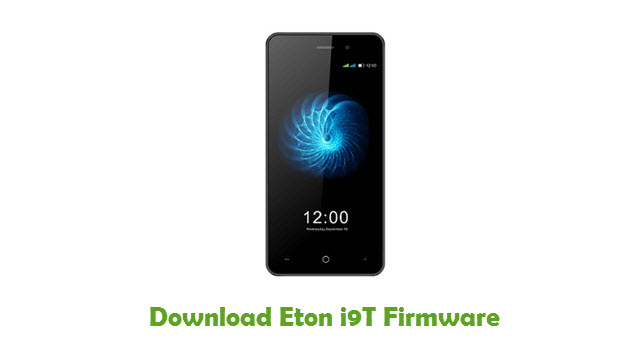 Eton i9T Stock ROM