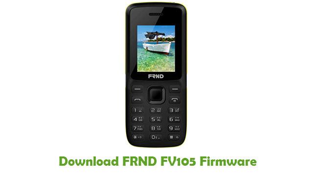 FRND FV105 Stock ROM