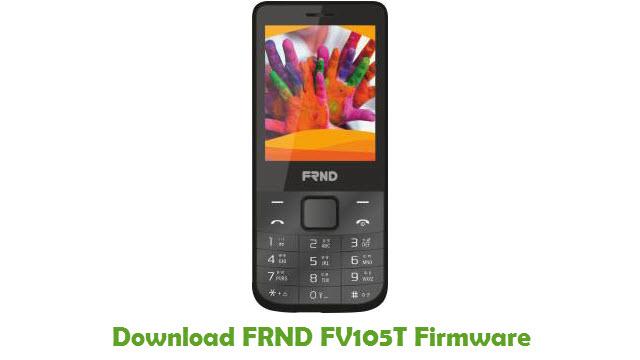 FRND FV105T Stock ROM