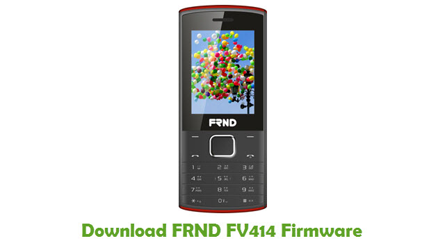 Download FRND FV414 Stock ROM