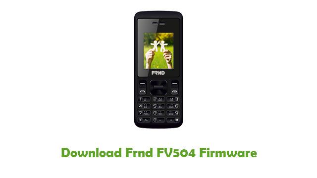 Frnd FV504 Stock ROM