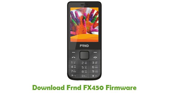 Frnd FX450 Stock ROM