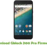 Gblack J100 Pro Firmware