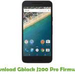Gblack J200 Pro Firmware