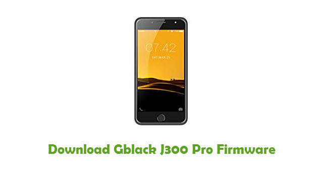 Download Gblack J300 Pro Stock ROM