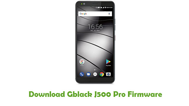 Download Gblack J500 Pro Stock ROM