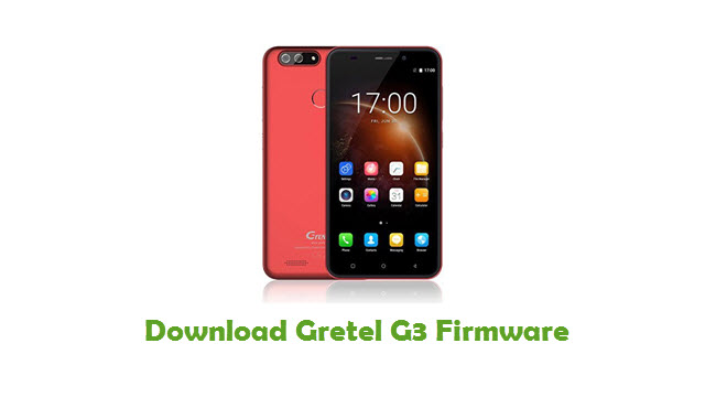 Download Gretel G3 Stock ROM