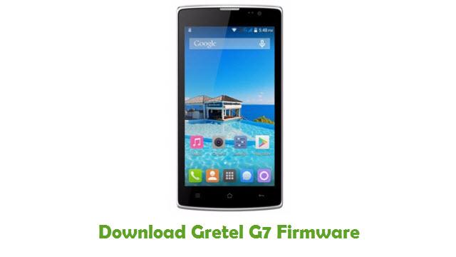Gretel G7 Stock ROM