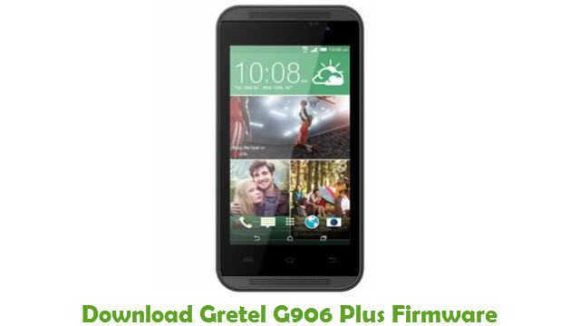 Download Gretel G906 Plus Stock ROM