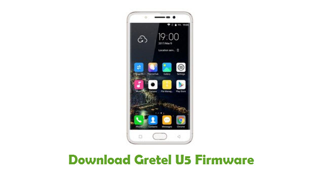 Gretel U5 Stock ROM