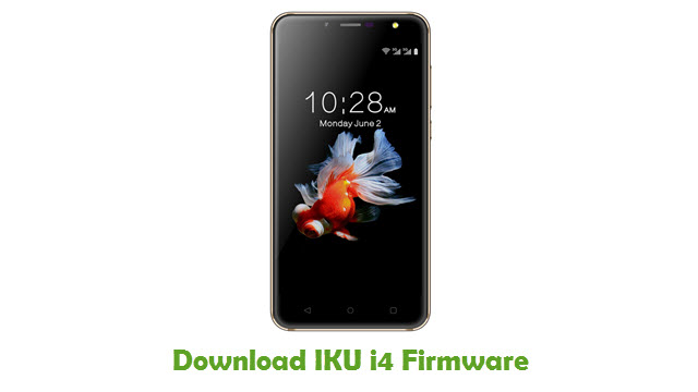 Download IKU i4 Stock ROM