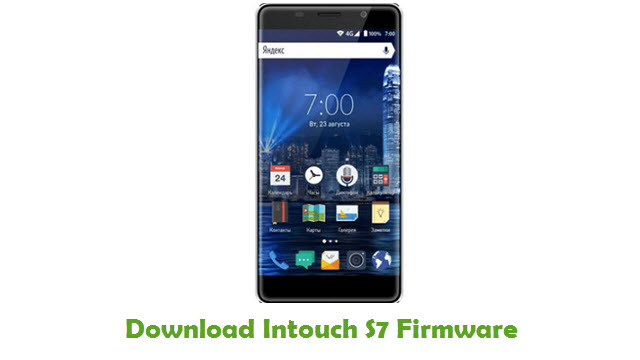 Intouch S7 Stock ROM