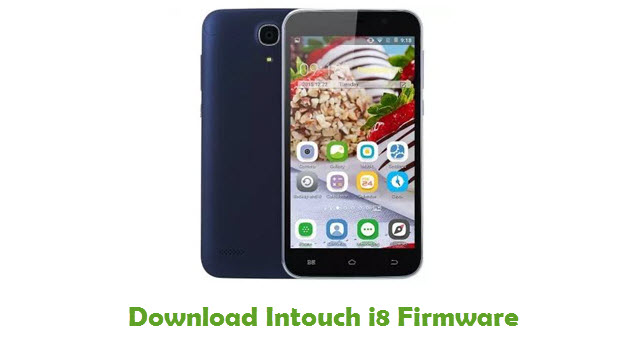 Intouch i8 Stock ROM