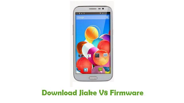 Download Jiake V8 Stock ROM
