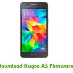 Kagoo A5 Firmware