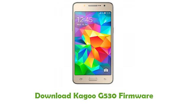 Download Kagoo G530 Firmware