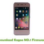 Kagoo NO.1 Firmware