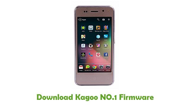Download Kagoo NO.1 Firmware