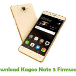 Kagoo Nate 5 Firmware